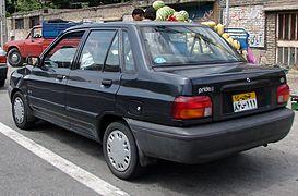 Kia Capital 1989 - 1996 Sedan #6