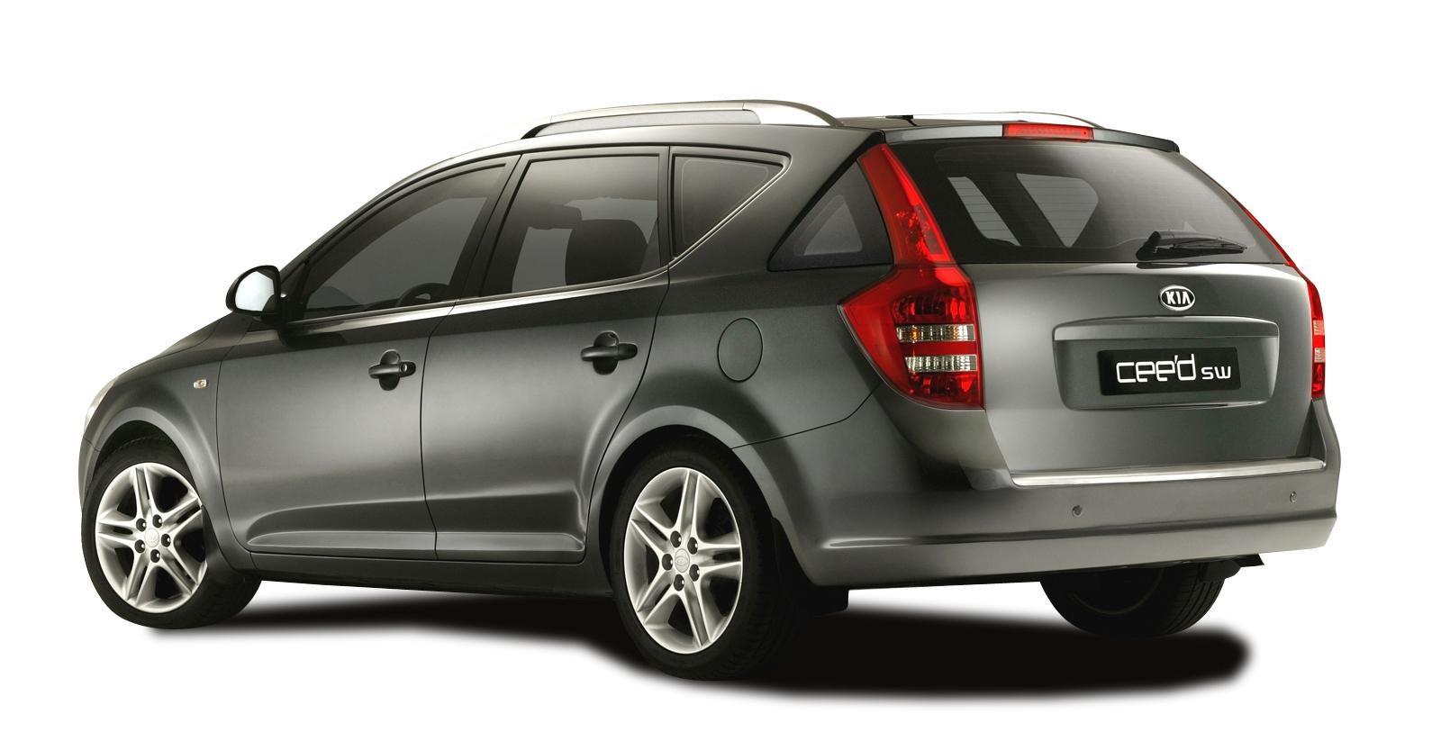 Kia Cee'd I 2007 - 2010 Hatchback 3 door #5