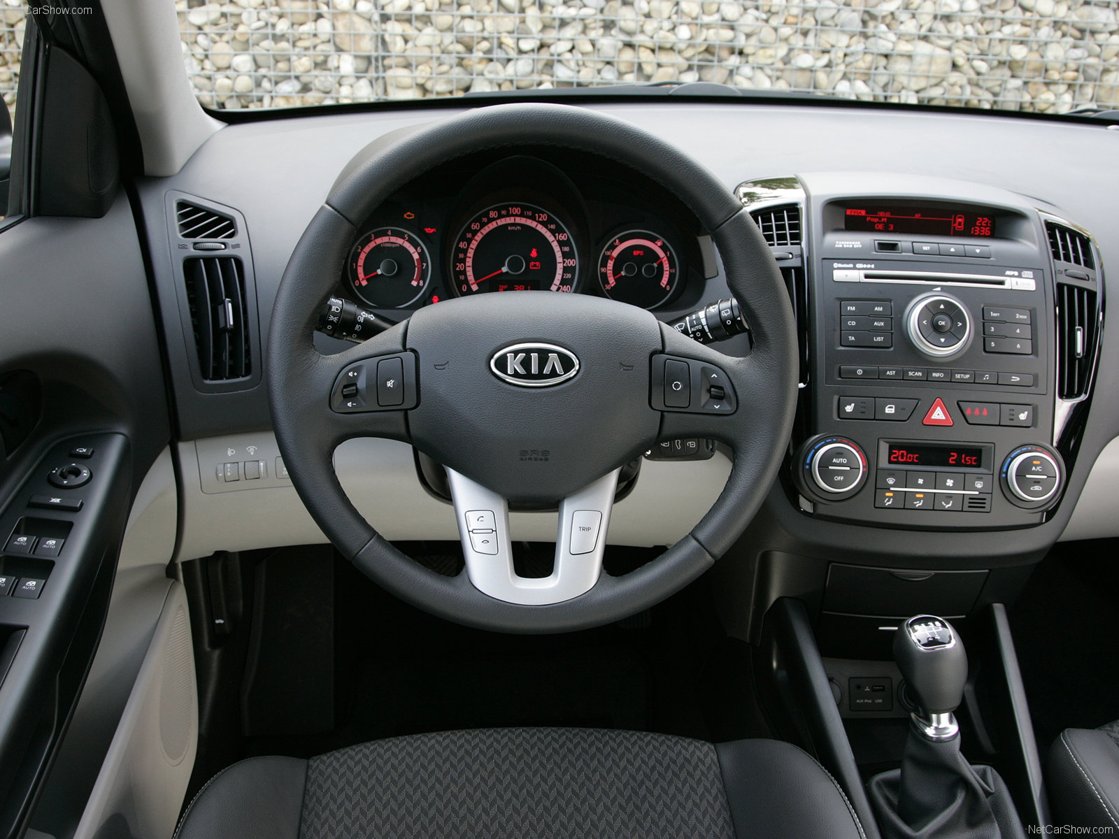 Kia Cee'd I 2007 - 2010 Hatchback 3 door #1