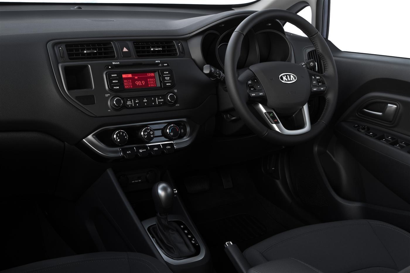 Kia Rio III 2011 - 2015 Hatchback 5 door #2