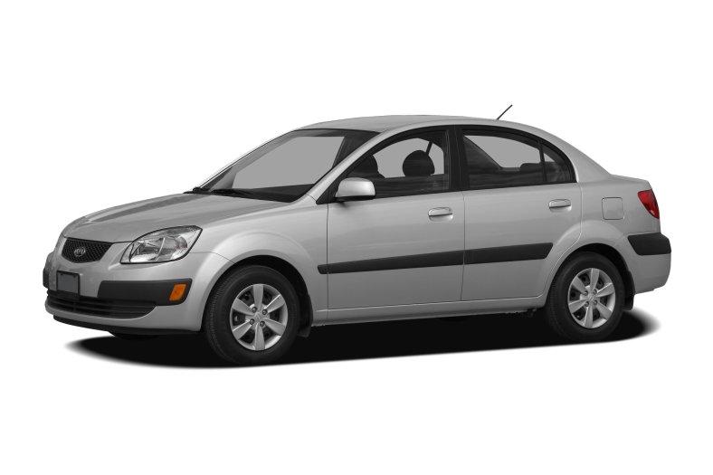 Kia Rio II 2005 - 2009 Sedan #6