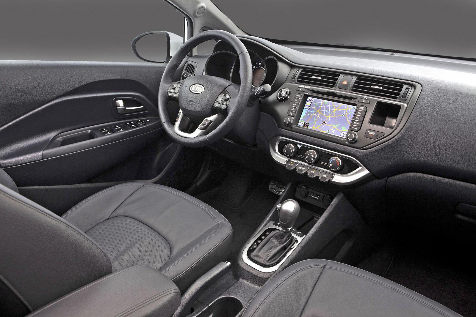 Kia Rio III 2011 - 2015 Sedan #8