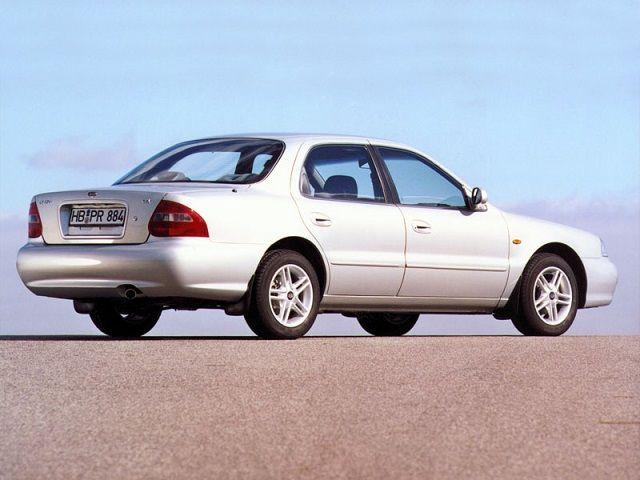 Kia Clarus I 1996 - 1998 Sedan #1