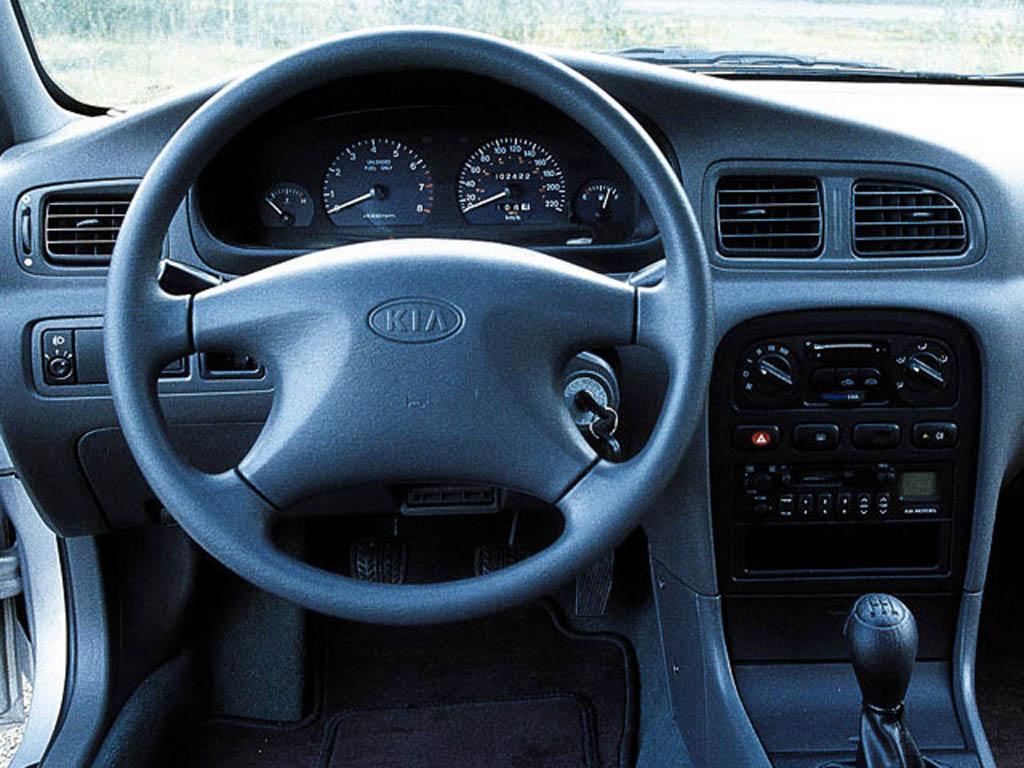 Kia Clarus I 1996 - 1998 Sedan #3