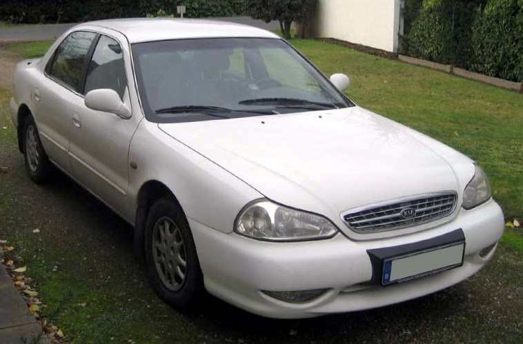 Kia Clarus II 1998 - 2001 Sedan #6