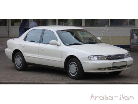 Kia Clarus II 1998 - 2001 Sedan #3