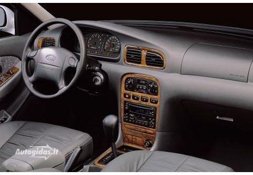Kia Clarus II 1998 - 2001 Sedan #2