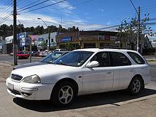Kia Clarus II 1998 - 2001 Station wagon 5 door #7