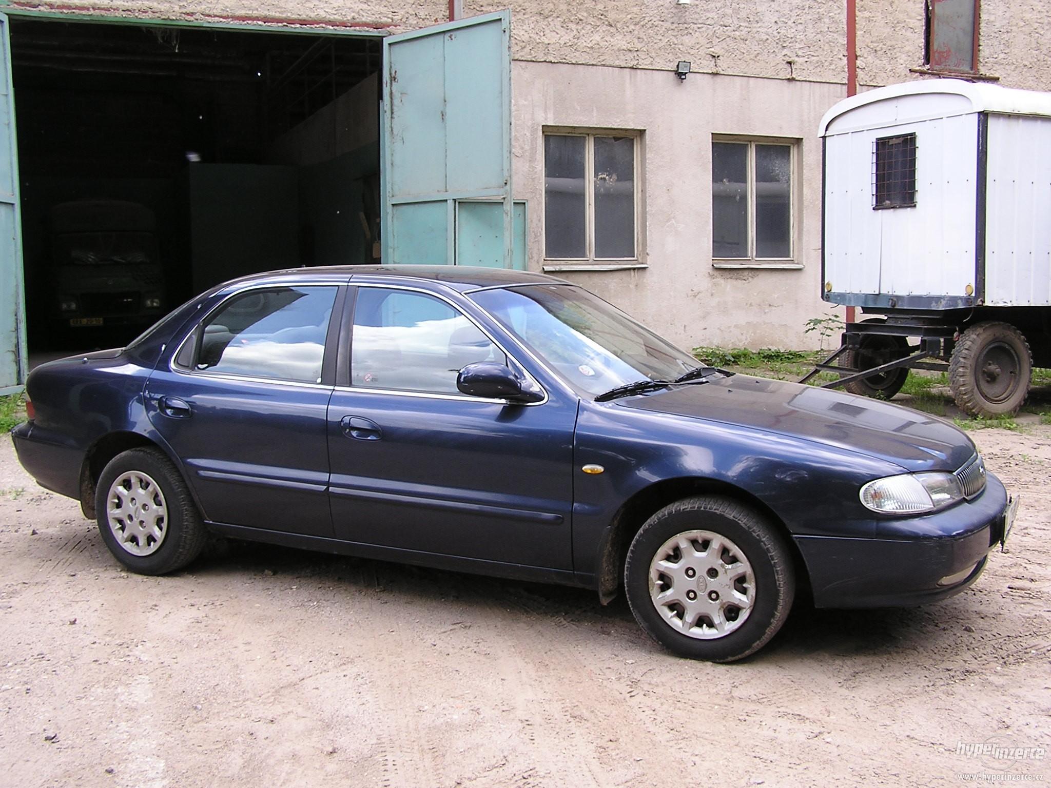 Kia Clarus II 1998 - 2001 Station wagon 5 door #4