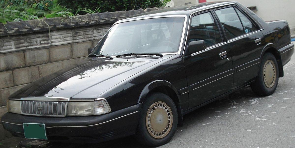 Kia Concord 1987 - 1995 Sedan #7