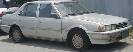 Kia Concord 1987 - 1995 Sedan #6