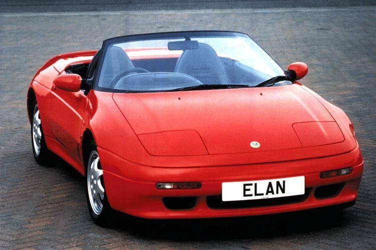Lotus Elan 1989 - 1995 Cabriolet #8