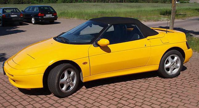Kia Elan 1995 - 1999 Cabriolet #8