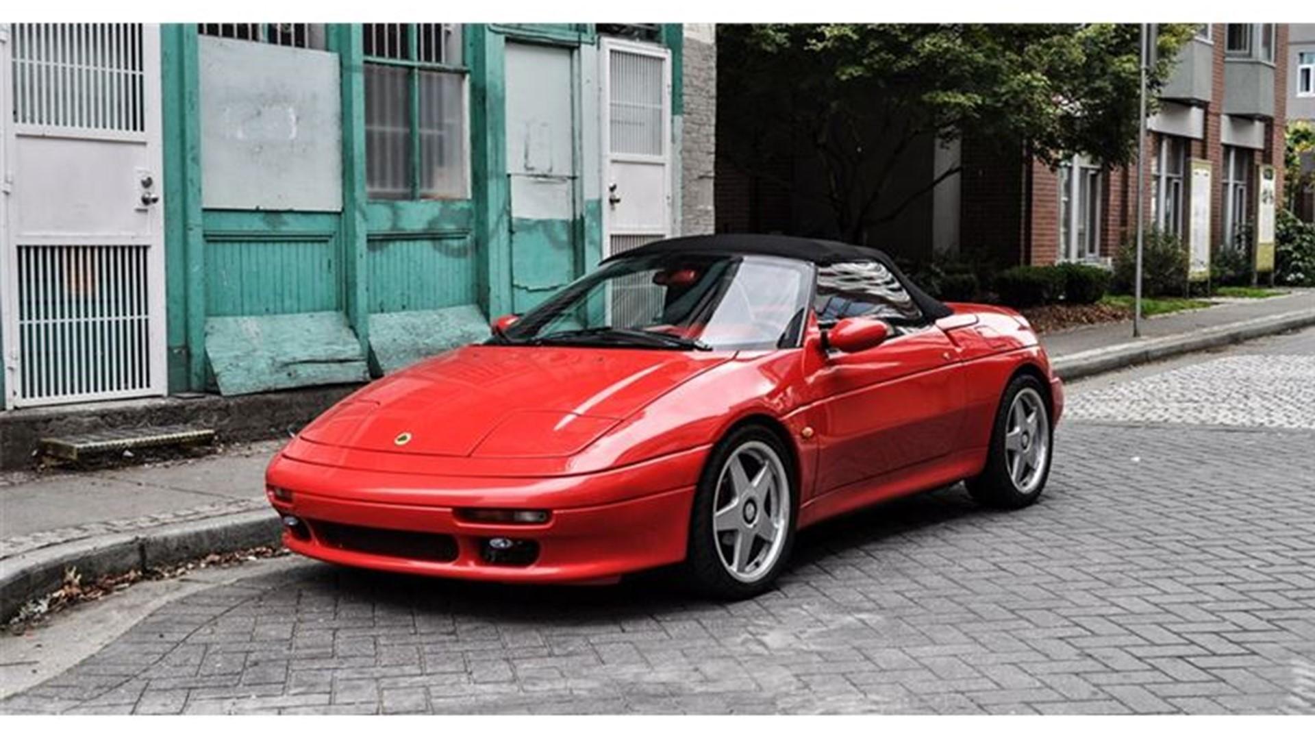 Kia Elan 1995 - 1999 Cabriolet #5