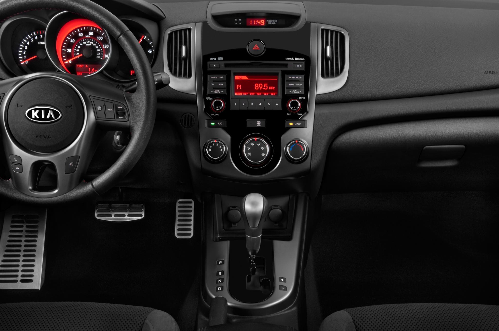 Kia Forte II 2013 - 2016 Coupe #5