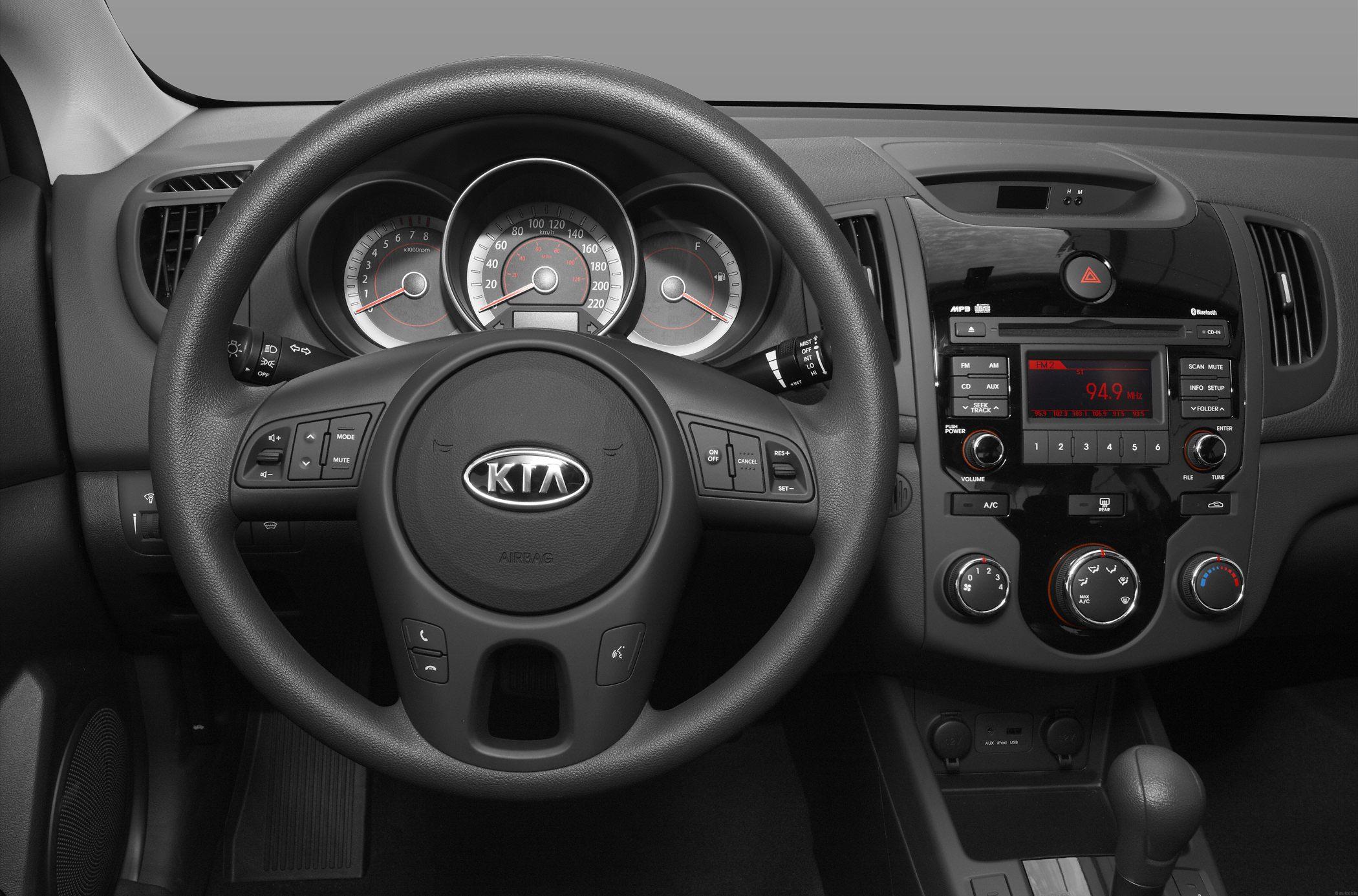Kia Forte II 2013 - 2016 Coupe #6