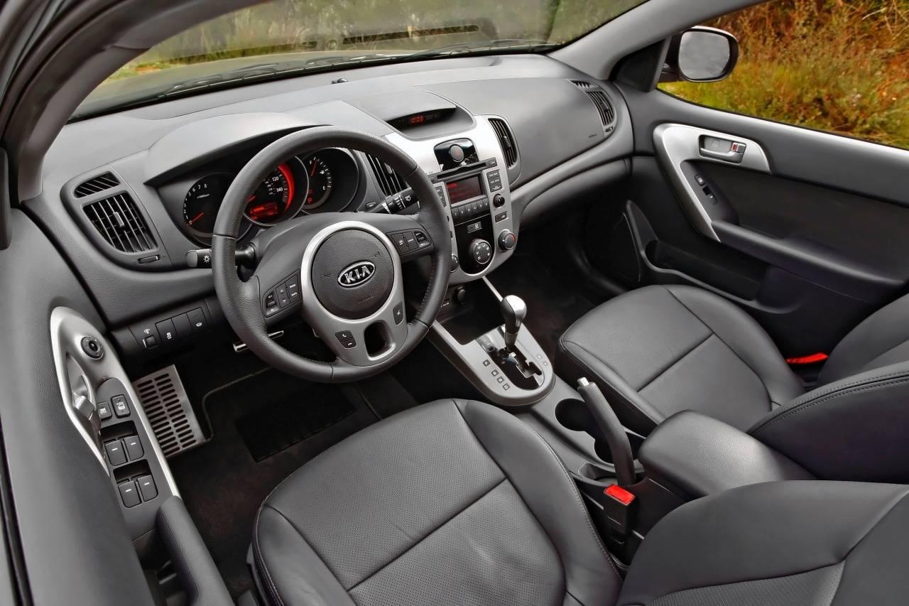 Kia Forte II 2013 - 2016 Coupe #7