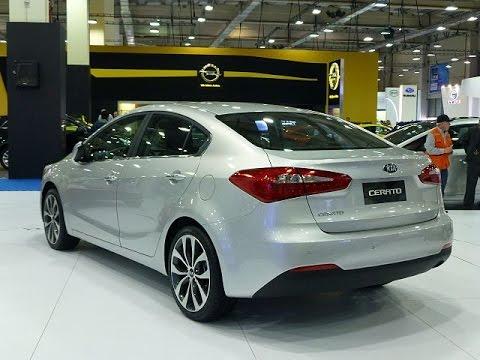 Kia K3 I Restyling 2015 - now Sedan #7