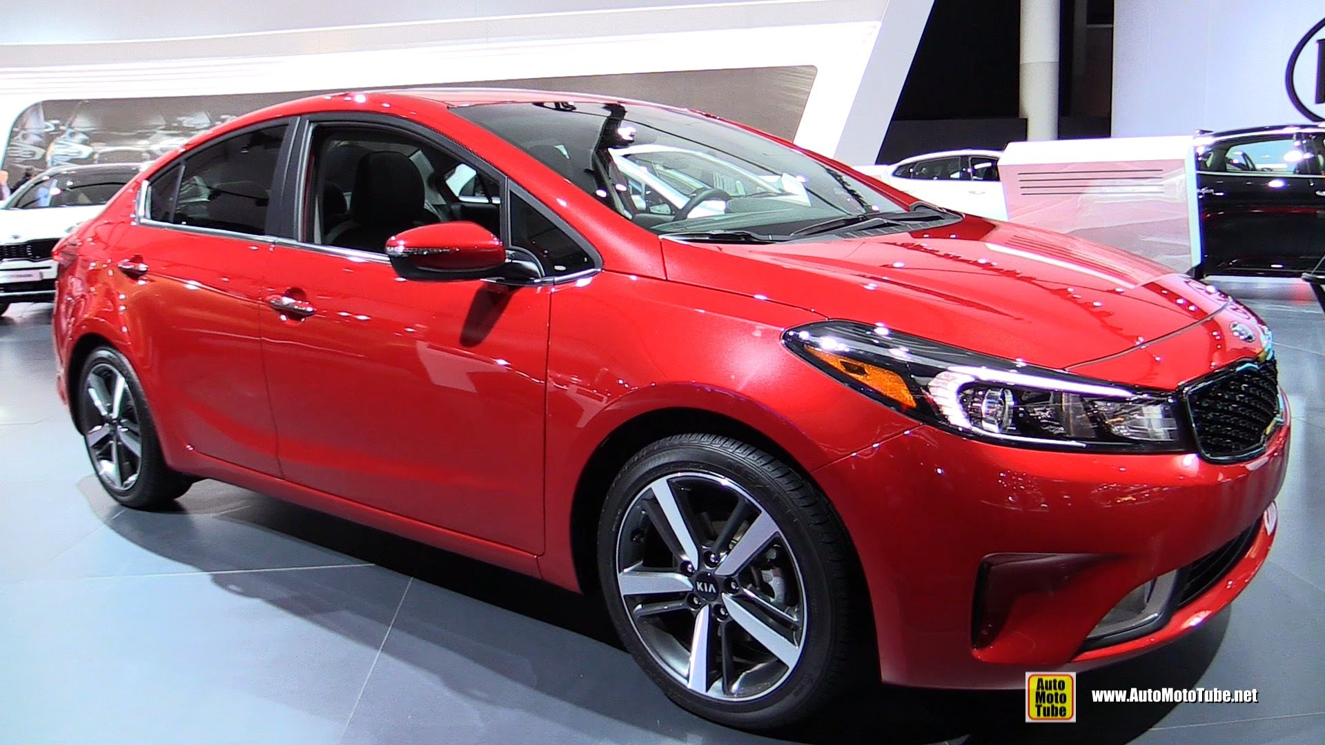 Kia K3 I Restyling 2015 - now Sedan #8