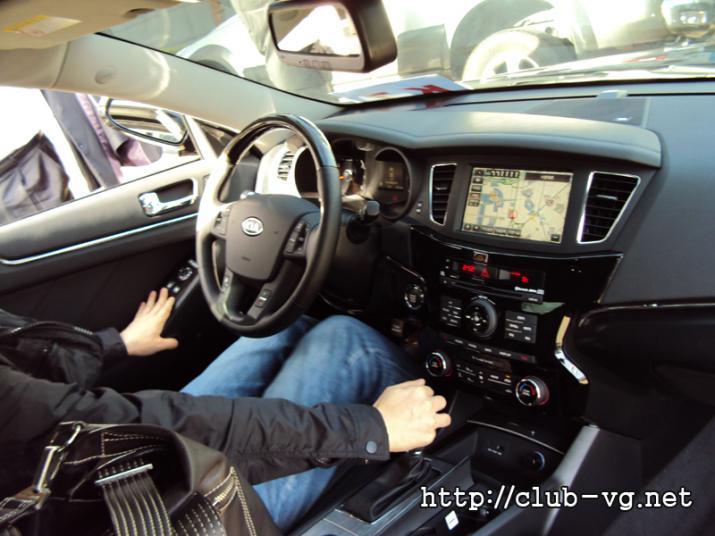 Kia K7 VG (I) 2009 - 2012 Sedan #1