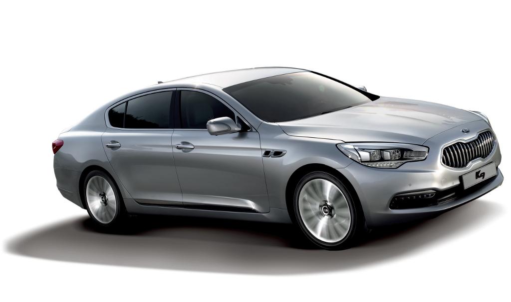 Kia K9 I (KH) 2012 - 2014 Sedan #5