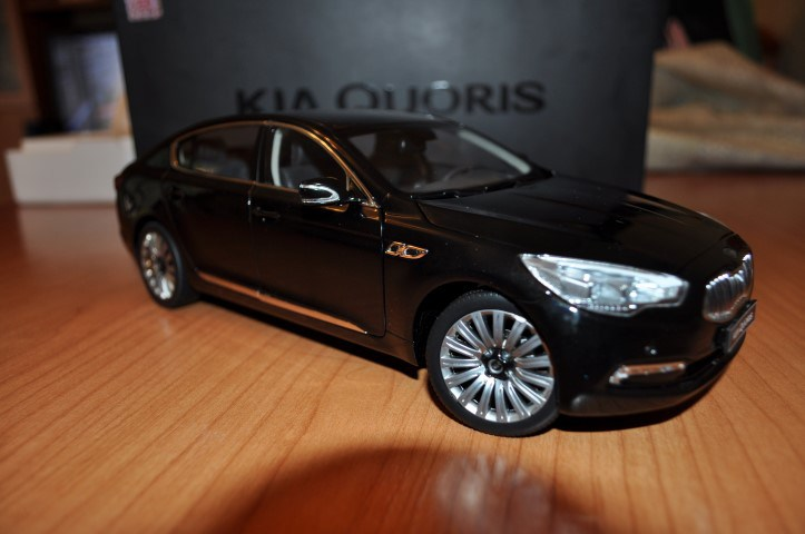Kia Quoris I 2012 - 2014 Sedan #2