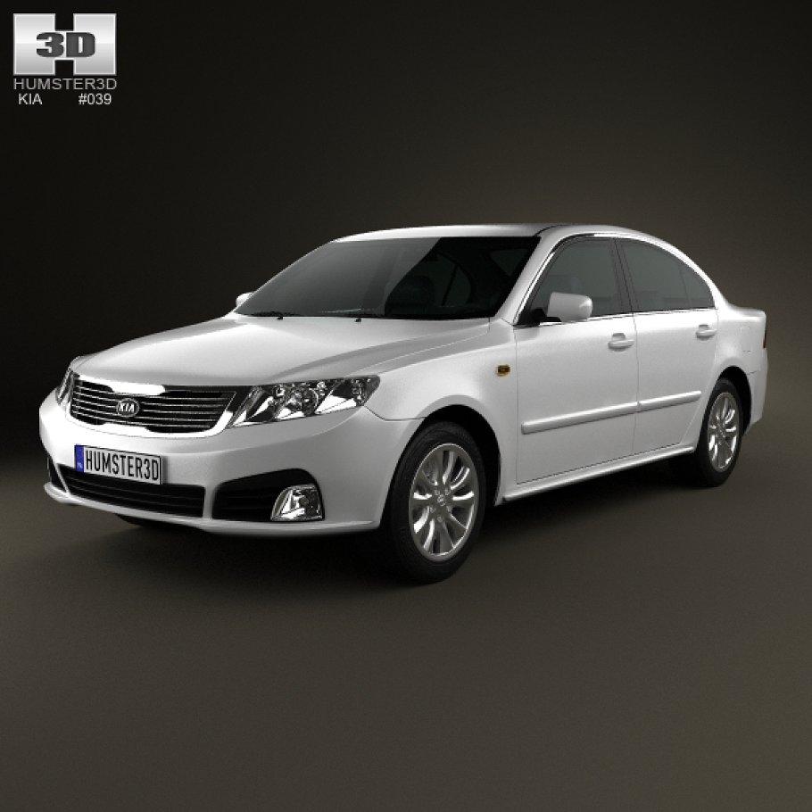 Kia Lotze MG Advance 2007 - 2008 Sedan #5