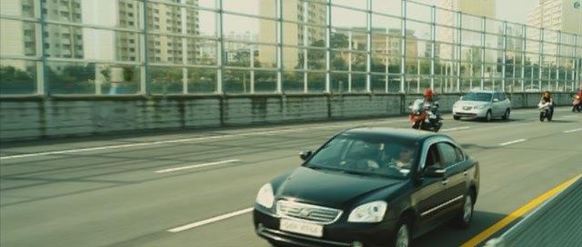 Kia Lotze MG Advance 2007 - 2008 Sedan #4