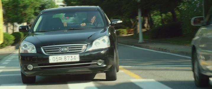 Kia Lotze MG Advance 2007 - 2008 Sedan #6