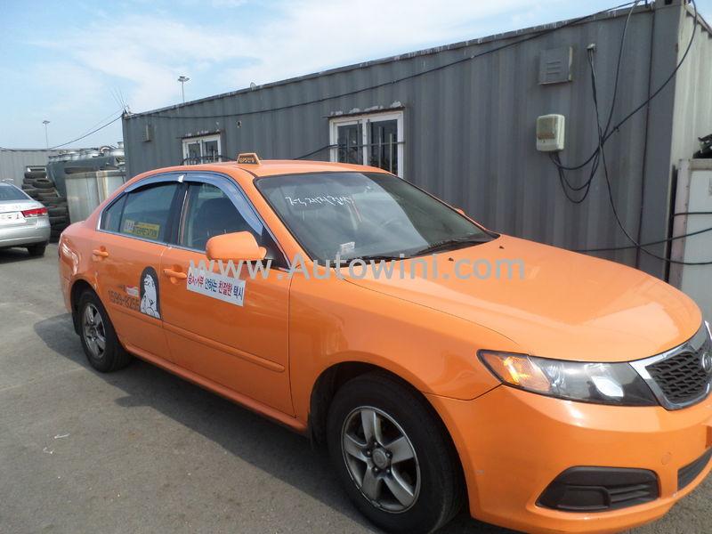 Kia Lotze MG Innovation 2008 - 2010 Sedan #4