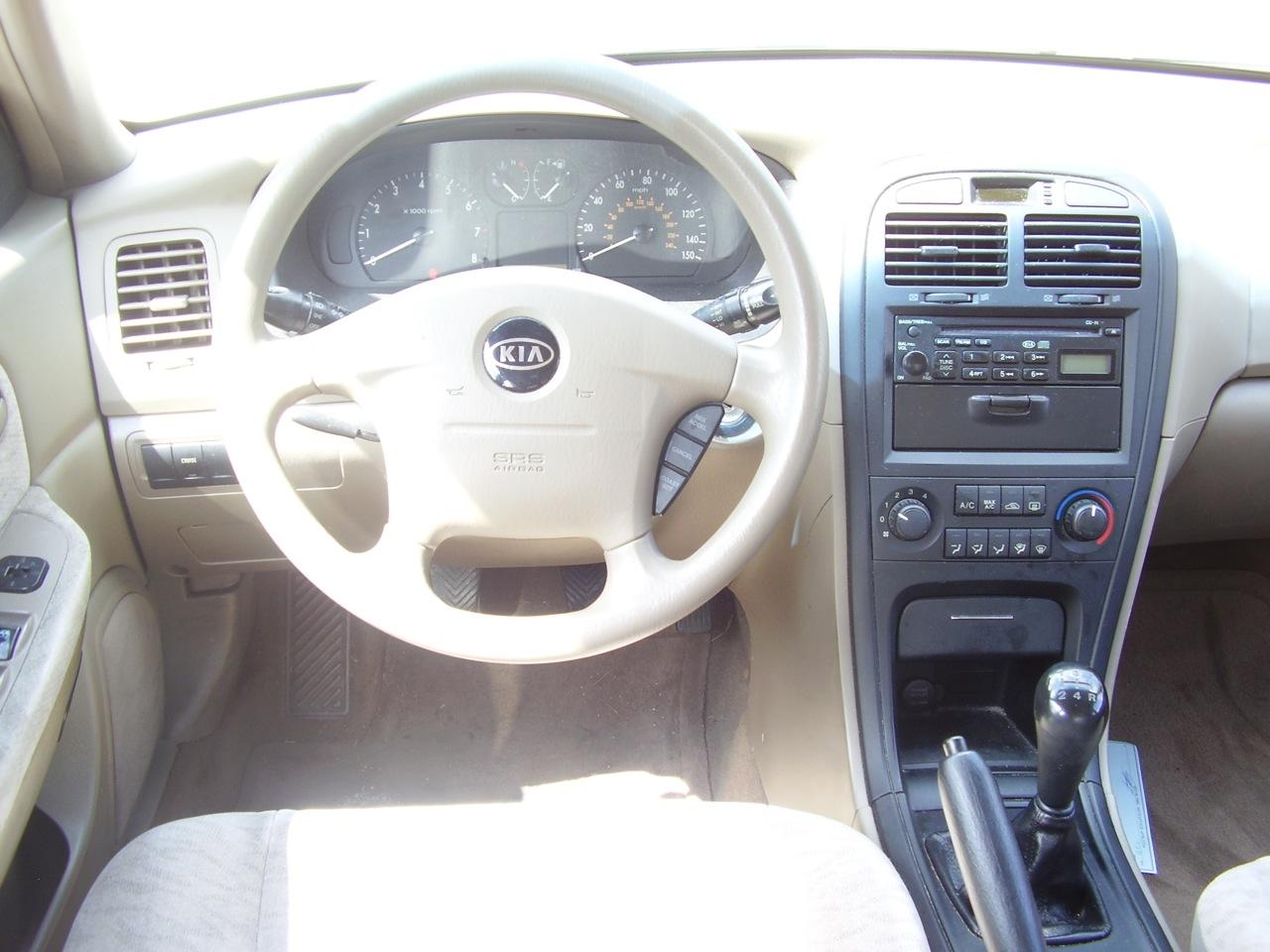 Kia Magentis I 2000 - 2003 Sedan #8