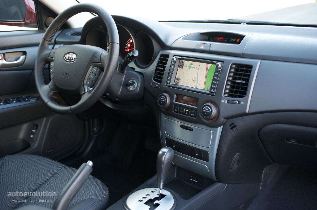 Kia Magentis II Restyling 2008 - 2010 Sedan #2