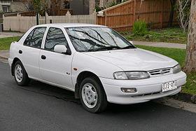 Kia Shuma I 1997 - 2001 Liftback #6