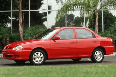 Kia Mentor I 1996 - 1999 Hatchback 5 door #2