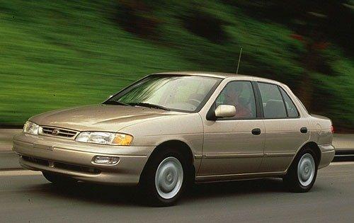 Kia Sephia I 1992 - 1994 Sedan #2