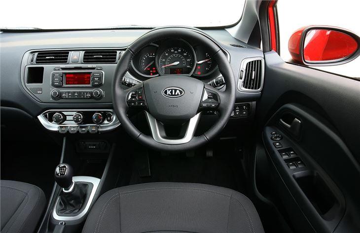 Kia Rio III 2011 - 2015 Hatchback 5 door #4