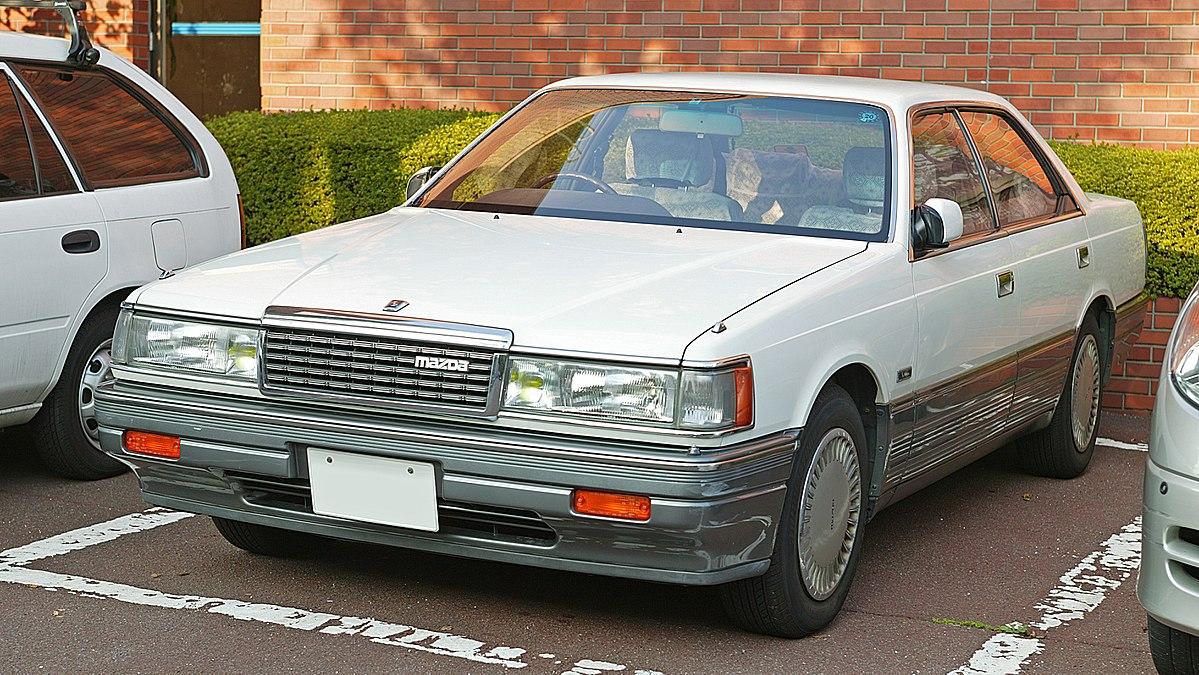 Mazda Luce III 1977 - 1981 Sedan #8