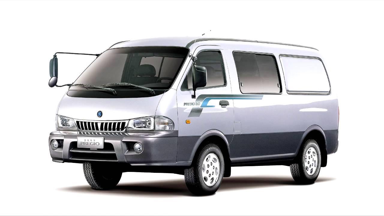 Kia Pregio I 1995 - 2003 Minivan #7