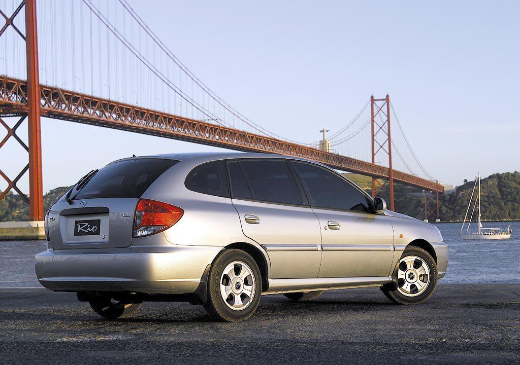 Kia Pride III 2011 - now Hatchback 5 door #4