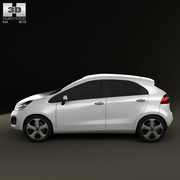 Kia Pride III 2011 - now Hatchback 5 door #8