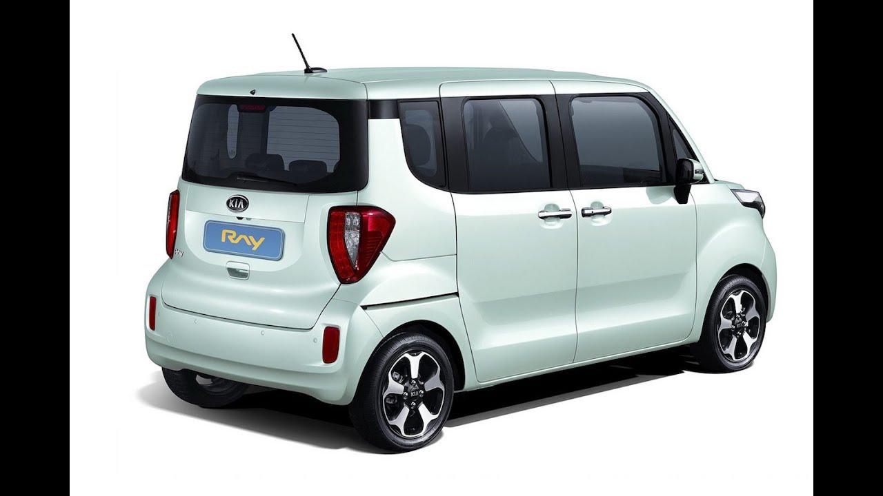 Kia Ray 2011 - now Microvan #8