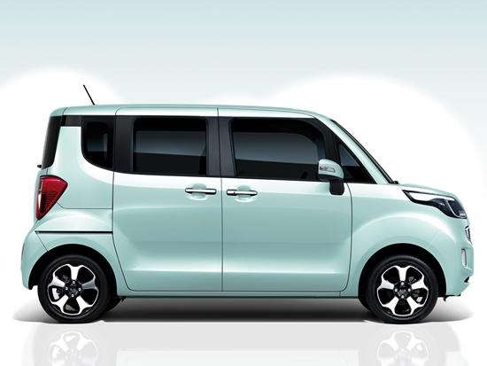 Kia Ray 2011 - now Microvan #1