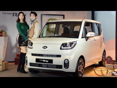 Kia Ray 2011 - now Microvan #7