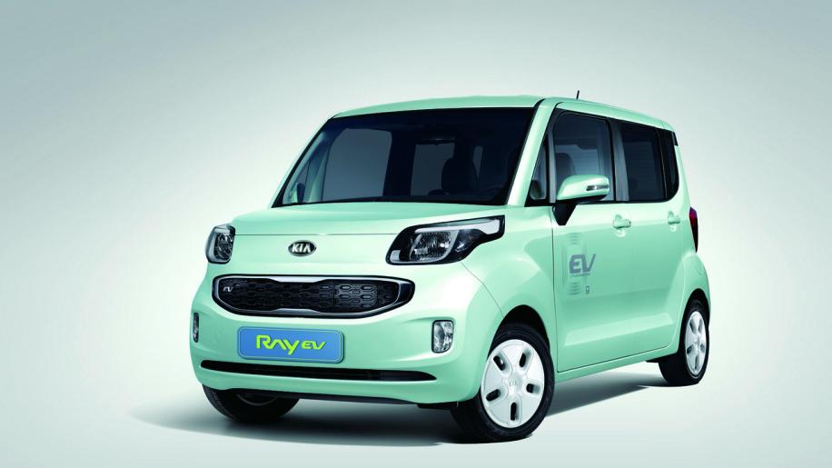 Kia Ray 2011 - now Microvan #5