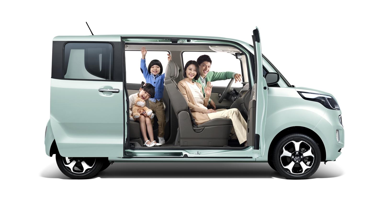 Kia Ray 2011 - now Microvan #2