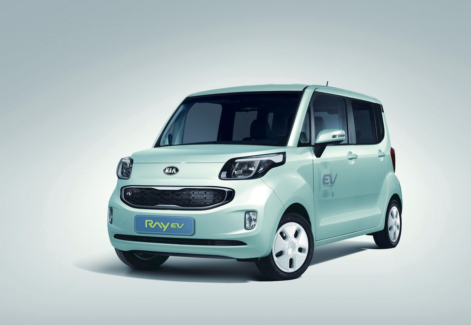 Kia Ray 2011 - now Microvan #3