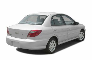 Kia Rio I 1999 - 2002 Sedan #1