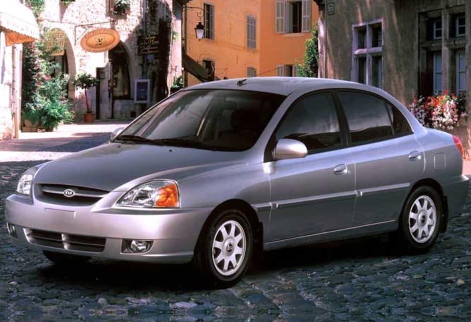 Kia Rio I 1999 - 2002 Sedan #7
