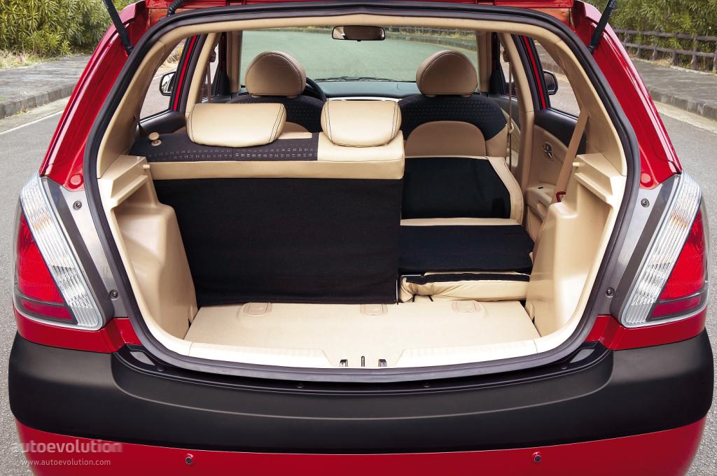 Kia Rio II 2005 - 2009 Hatchback 5 door #1