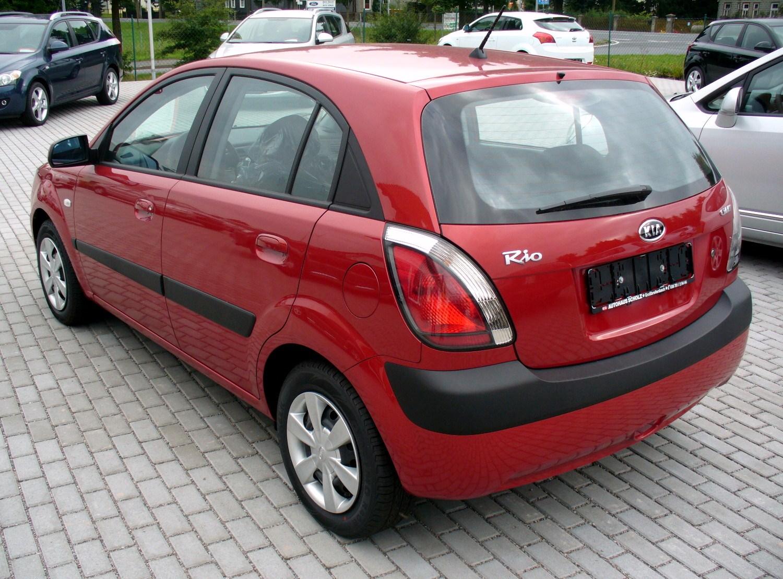 Kia Rio II 2005 - 2009 Hatchback 5 door #3